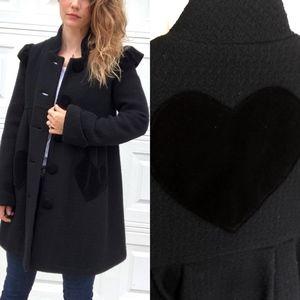 Erin Fetherston Target   Velvet Heart Coat Jacket
